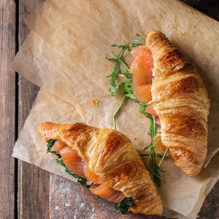 'Croissant' noruego