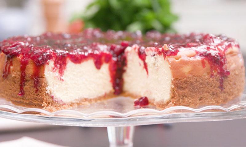 'New York Cheesecake'