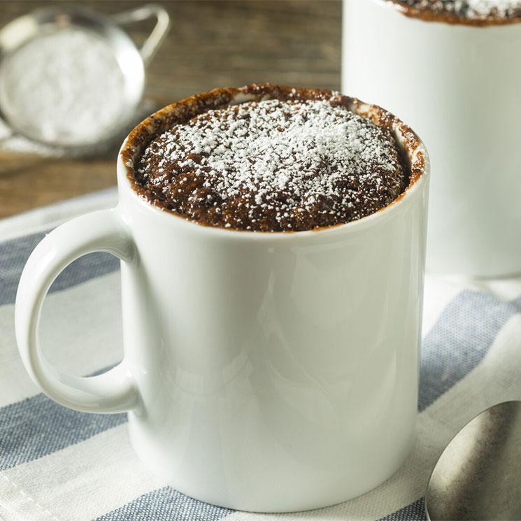 'Mug cake' de 'brownie'
