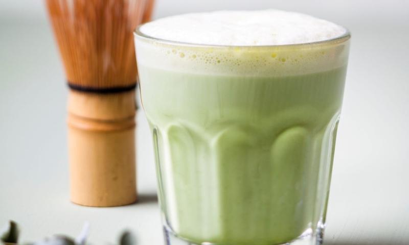 'Matcha latte'