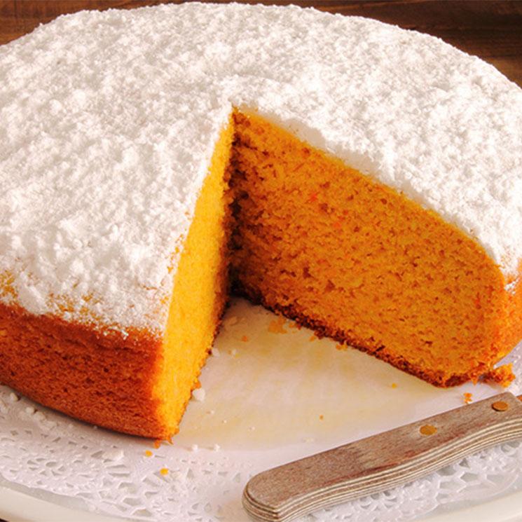 Bizcocho clásico de naranja