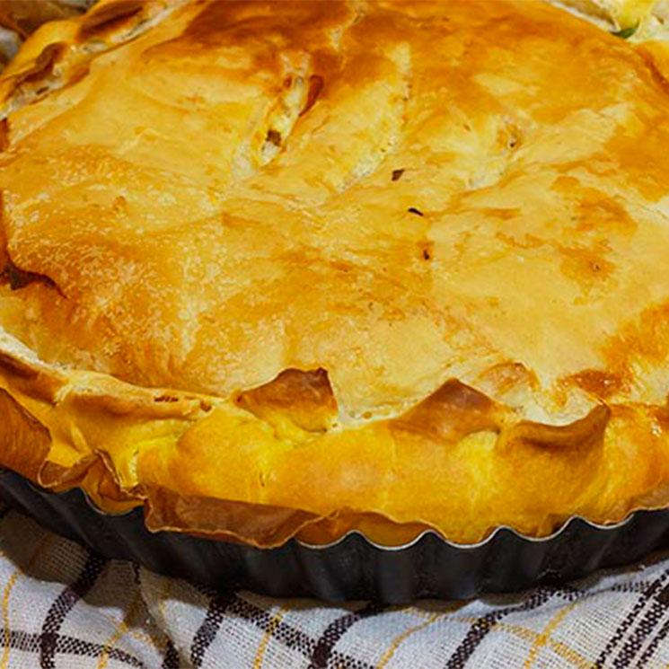 Empanada de manzana (Milopitá)