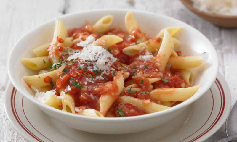 'Penne all'arrabiata'