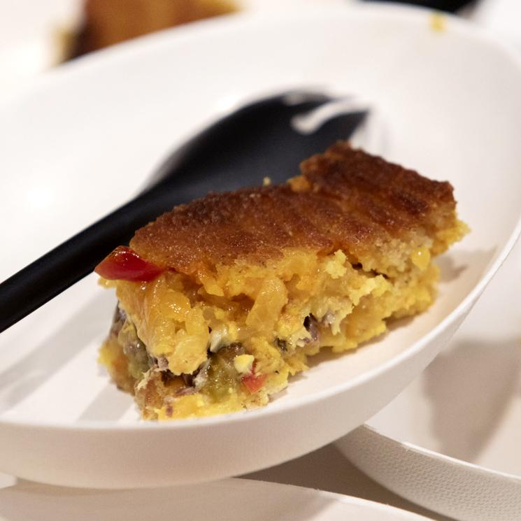 Empanada gallega de caballa