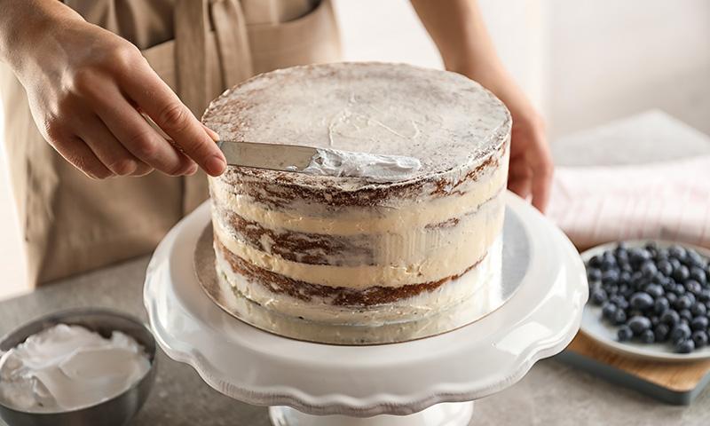 ¿Sabes lo que es la 'buttercream' y cómo prepararla?