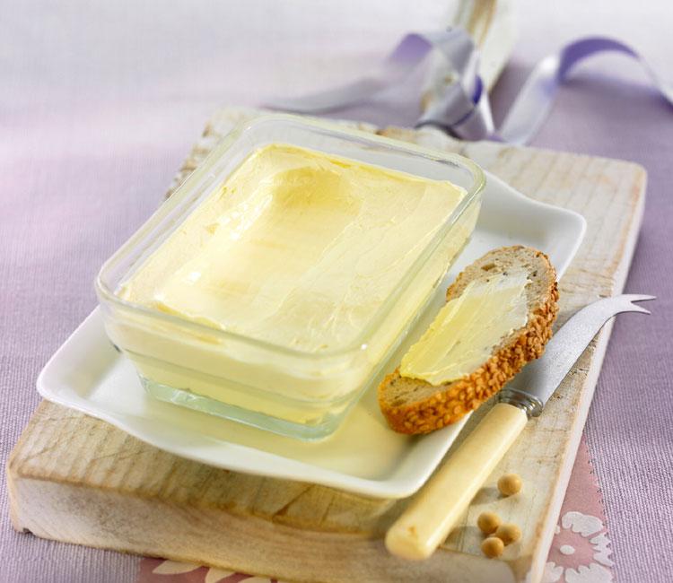 Margarina vegetal de soja