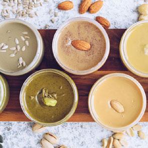 Cómo preparar mantequilla vegana de una forma súper fácil