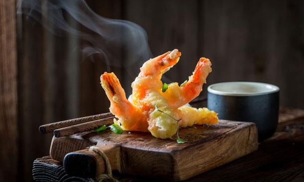 Trucos para conseguir la tempura perfecta