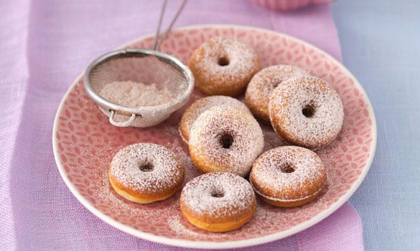 Guía para hacer el dónut perfecto