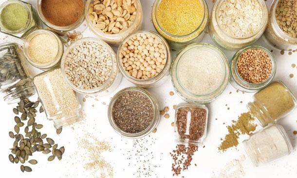 Cómo hacer harinas sin gluten caseras
