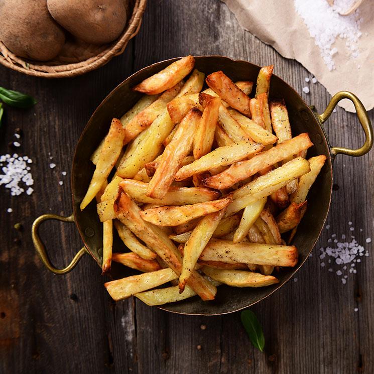 Cómo hacer las patatas fritas perfectas