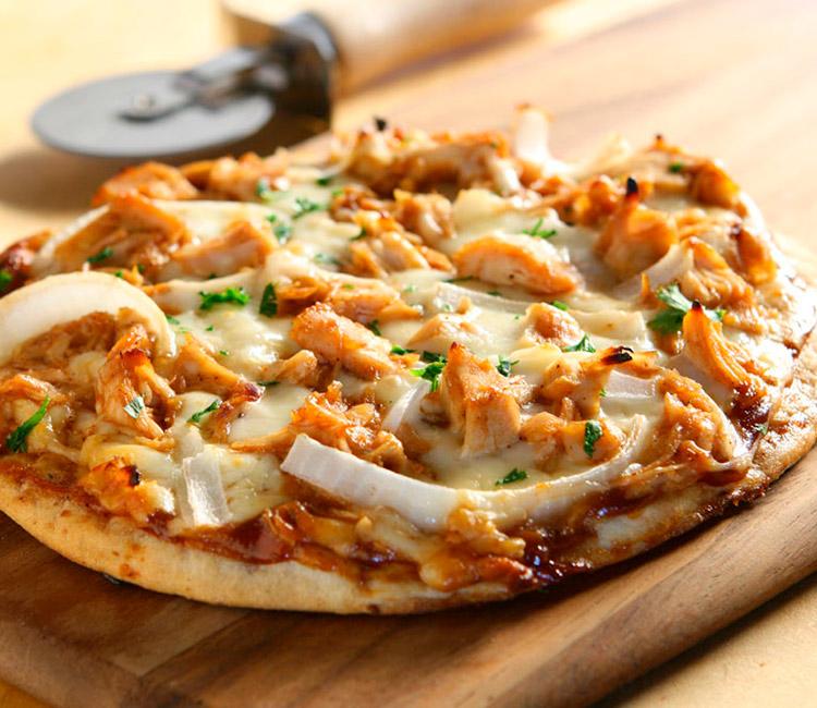 pizza-de-pollo-a-la-barbacoa