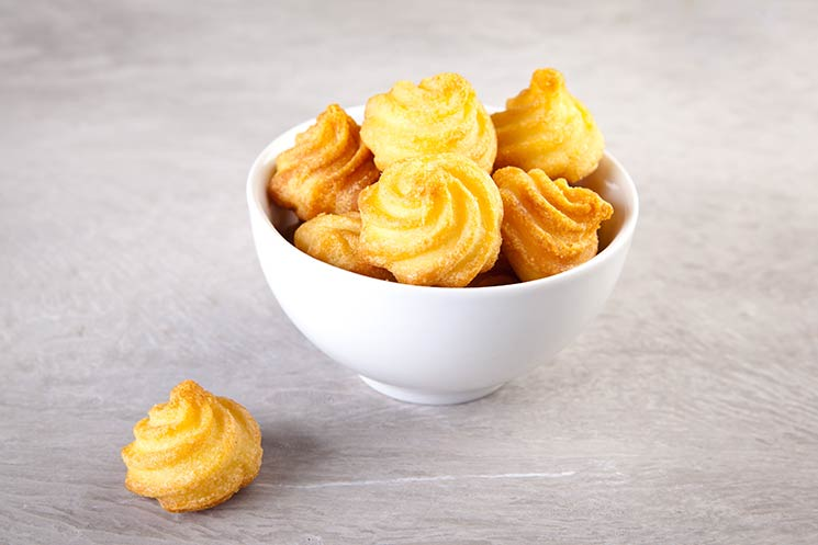 Patatas Dauphine