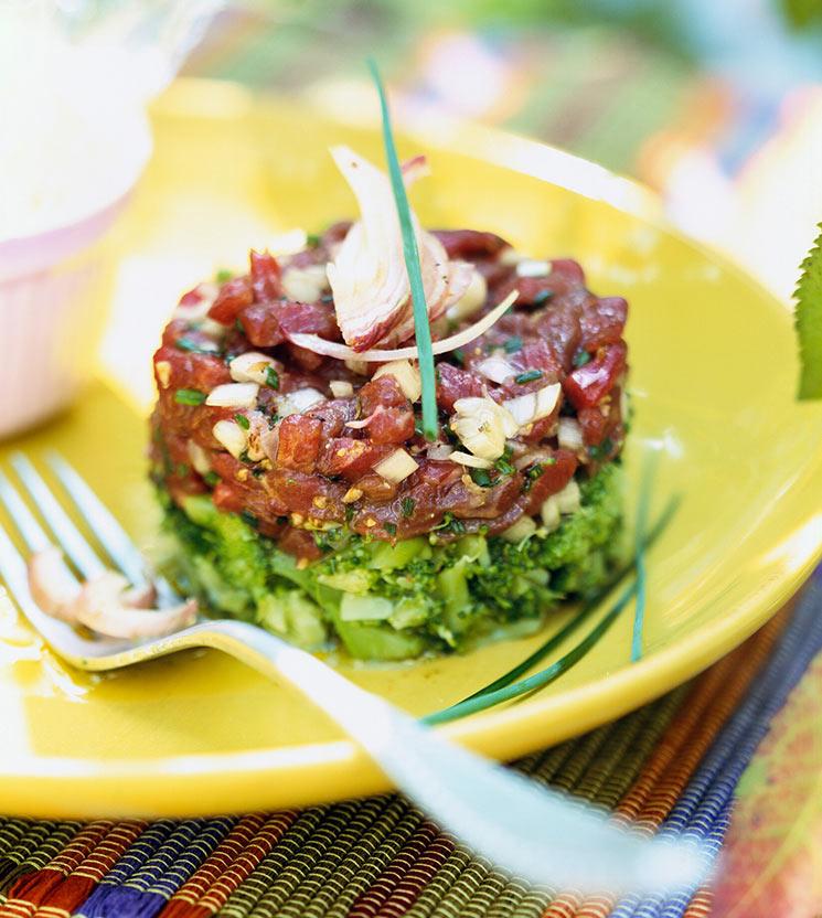 steak-brocoli