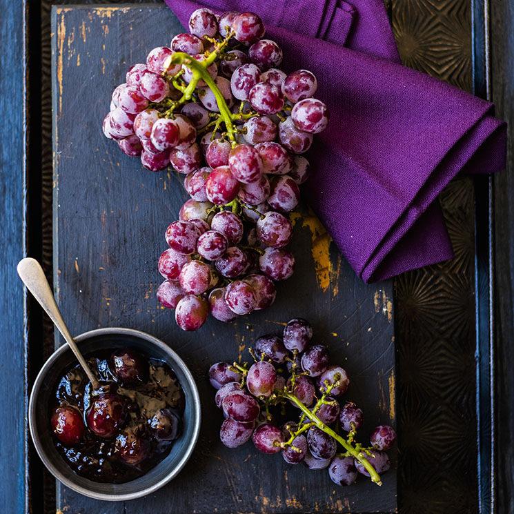 Mermelada de uvas
