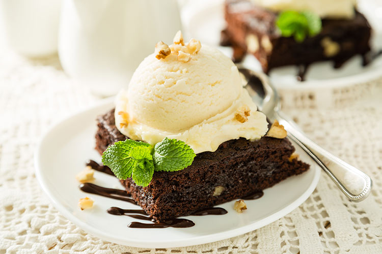 brownie-helado