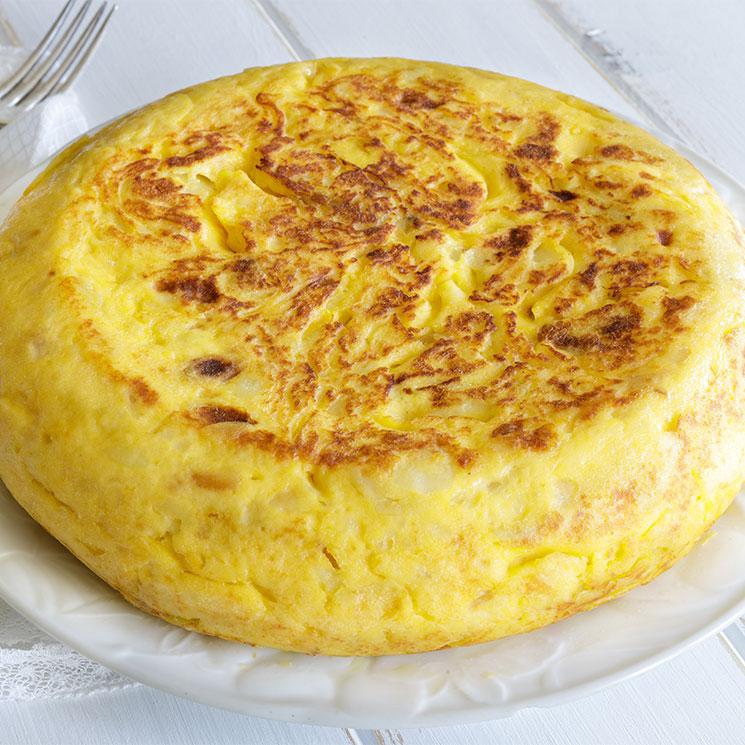 Cómo hacer la tortilla de patatas que nunca falla