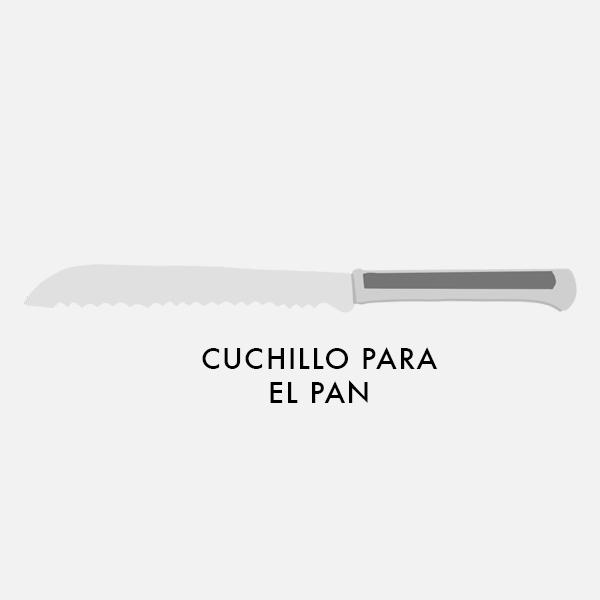 Cuchillo PARA EL PAN