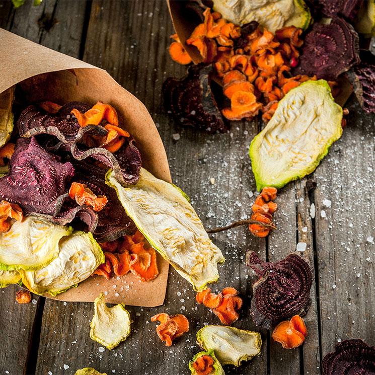 Cómo deshidratar frutas y verduras en casa