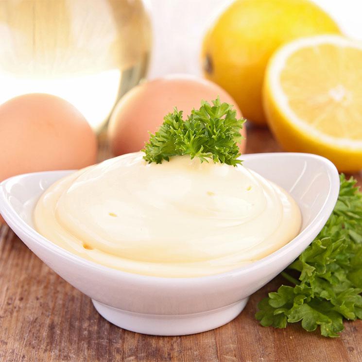 La forma definitiva para hacer mayonesa casera y que ¡nunca se corte!