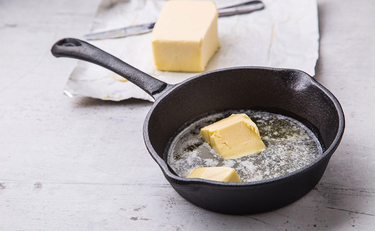 Mantequilla, cómo usarla en la cocina y no solo para untar tostadas