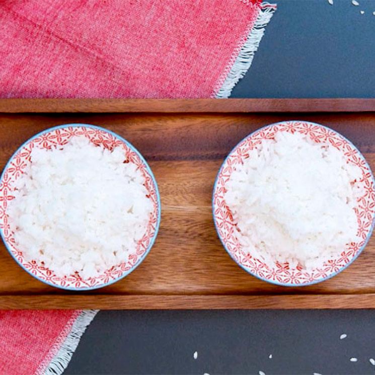 Cómo hacer arroz blanco perfecto al microondas