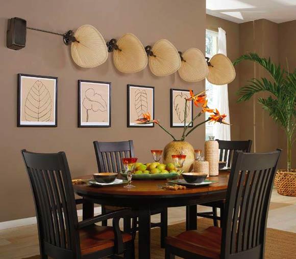 Decorating Ideas Unique Living Rooms: 'Fresh Fashion', Ventiladores Con Estilo