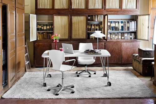 Las grandes posibilidades de la madera foto - Muebles la oca madrid ...