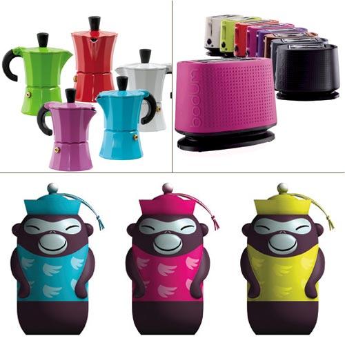 Divertidos accesorios para la cocina for Accesorios de hogar