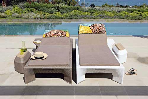 Mobiliario exterior: diseño y funcionalidad al aire libre