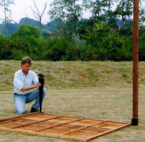 Ideas para que tengas m s intimidad en tu jard n foto 1 for Decoracion vallas jardin