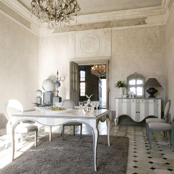 Un toque rom ntico para tu casa foto for Casas estilo romantico