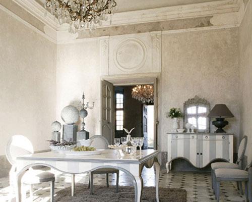 Un toque rom ntico para tu casa - Decoracion de salones estilo romantico ...