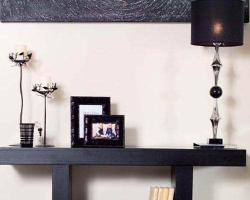 Claves para que la entrada de tu casa no pase desapercibida - Muebles de entrada originales ...