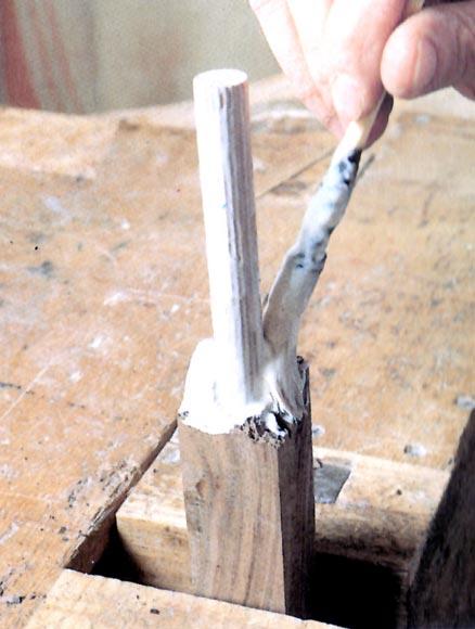 No te olvides de la carpintería de subsistencia