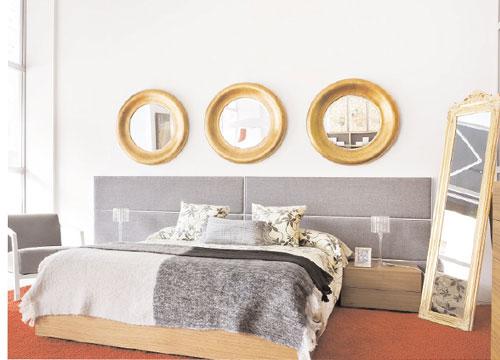 'Refleja' tu personalidad decorando con espejos