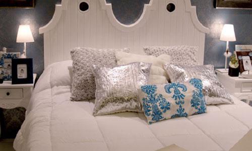 Cojines el elemento que no puede faltar - Cojines grandes para cama ...