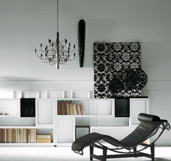 Blanco y negro, todo un clásico