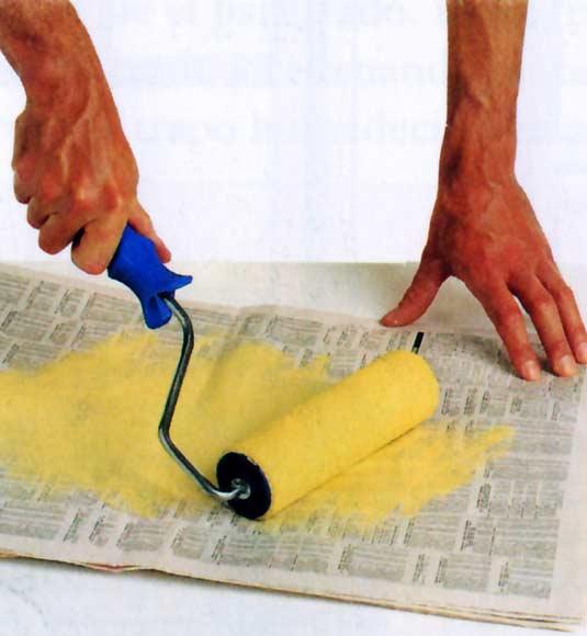 C mo limpiar las brochas y pinturas foto - Brochas pintura ...