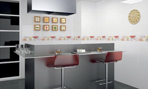 Nueva vida a tu cocina con azulejos de dise o - Paredes de cocina sin azulejos ...