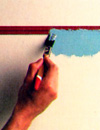 No te conformes con pintar tus paredes: dales un toque personal