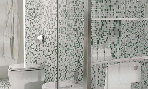 39 gresite 39 de las piscinas al ba o - Azulejos gresite para duchas ...