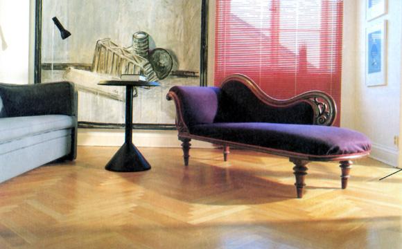 Súmate a la económica y vistosa moda de los suelos de madera