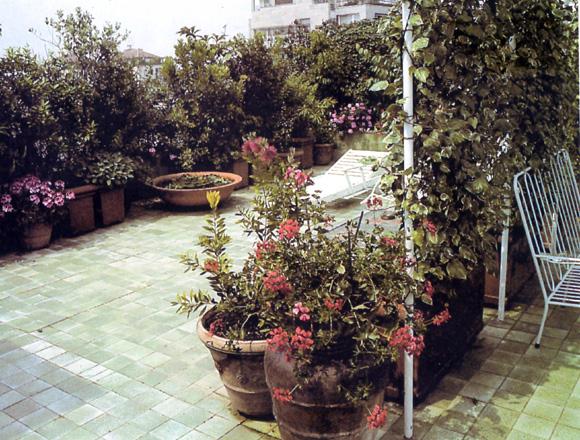 Proyecta tu terraza tratando de aunar realidad y deseo