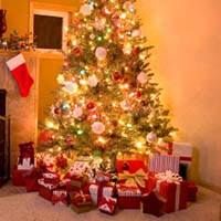 cmo decorar el rbol de navidad - Como Adornar Un Arbol De Navidad