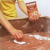Resucita el m rmol de tu hogar for Manchas en el marmol