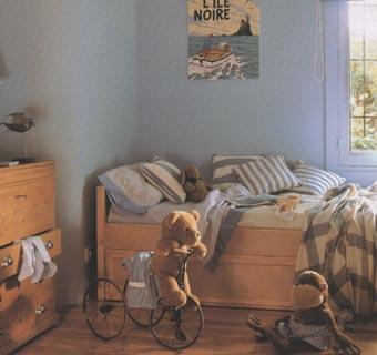 Una habitación para adolescentes
