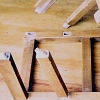 C mo reforzar la estructura de tus sillas - Como arreglar el asiento de una silla ...