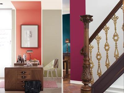 Pinta tu casa con los colores de moda for Colores de moda para paredes interiores