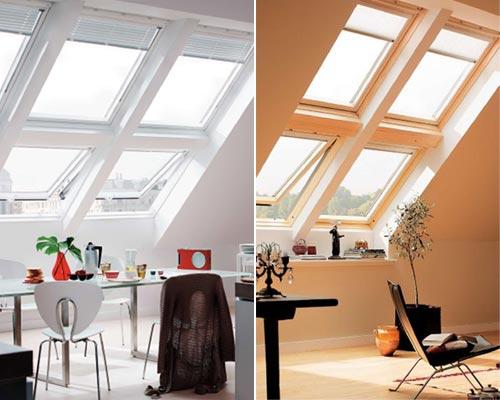 Aprovecha la luz natural en tu buhardilla for Ideas para reformar una casa